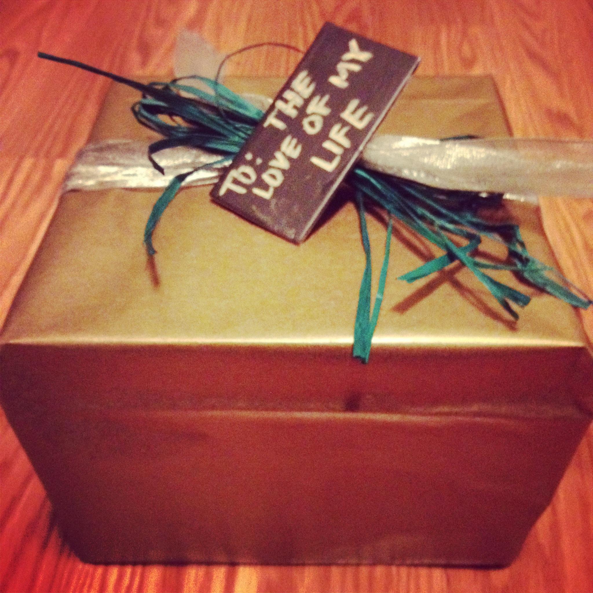 Unique DIY Birthday Gift Idea