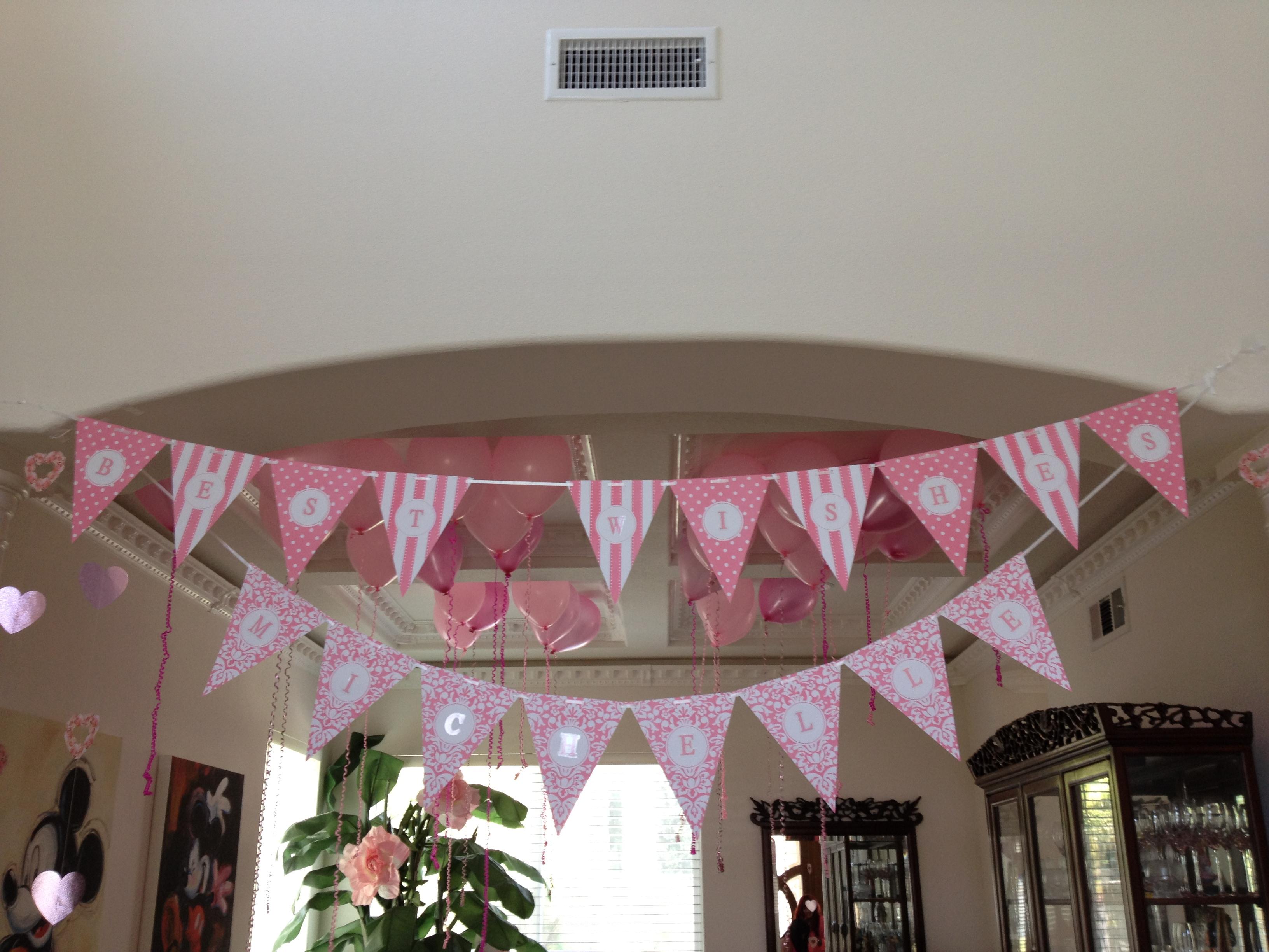 Hello Kitty Wedding Gift: Hello Kitty Themed Bridal Shower